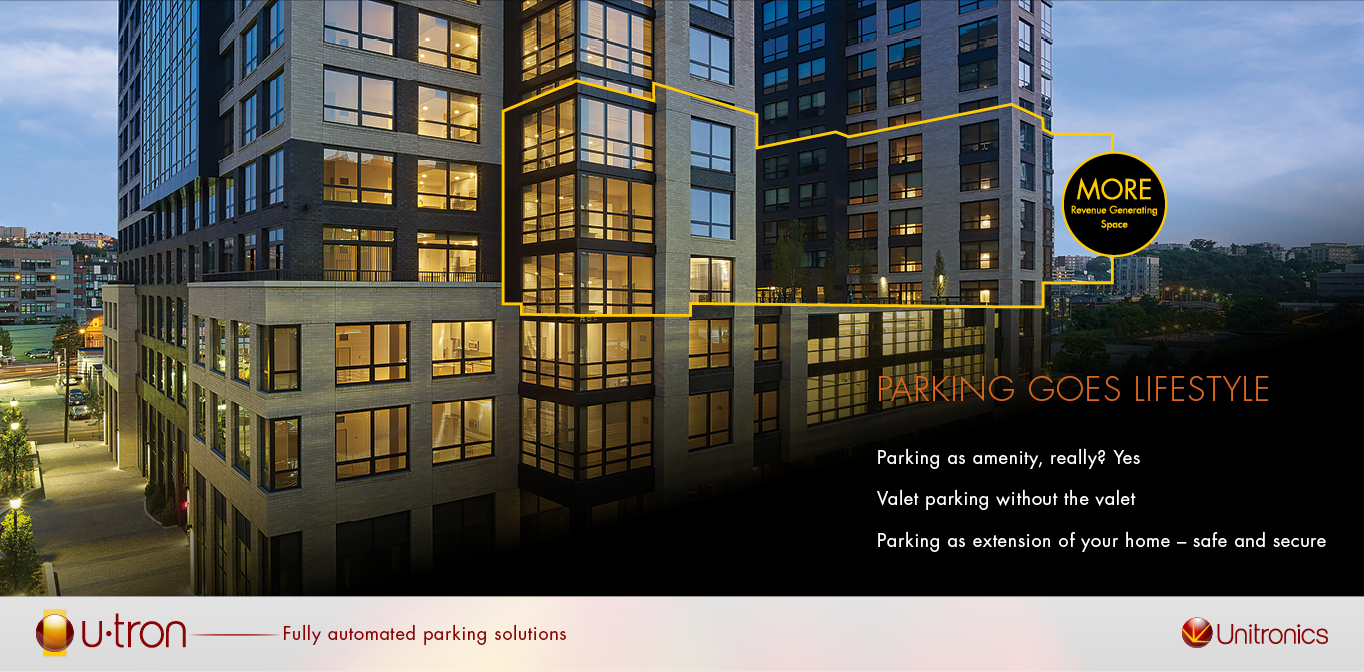 Utron Fully Automated Parking Solutions